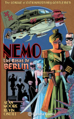 The League Of Extraordinary Gentlemen: Nemo. Rosas de Berlín