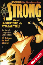 Tom Strong Vol.1 - Completa