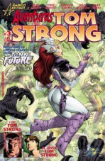 Tom Strong Aventuras Vol.1 nº 3