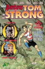 Tom Strong Aventuras Vol.1 nº 4