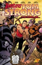 Tom Strong Aventuras Vol.1 nº 6