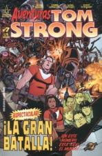 Tom Strong Aventuras Vol.1 nº 7