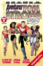 Tom Strong Aventuras Vol.1 - Completa