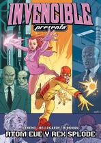 Invencible Presenta: Atom Eve y Rex Splode