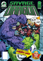 Savage Dragon Vol.2 nº 6