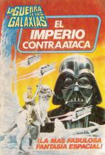 La Guerra de las Galaxias El Imperio Contraataca