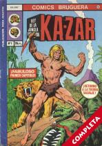Ka-Zar: Rey de la Jungla Escondida Vol.1 - Completa -