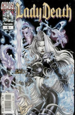 Lady Death Vol.1 nº 5