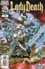 Lady Death Vol.1 nº 7