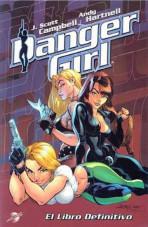 Danger Girl: El Libro Definitivo