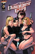 Danger Girl Vol.1 nº 3