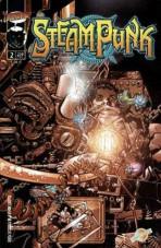Steampunk Vol.1 nº 2
