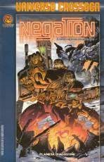 Negation Vol.1 nº 1 - Como ratones enjaulados