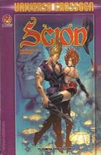 Scion Vol.2 nº 2 - Las llamas de la batalla