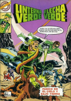 Super Ases Vol.1 nº 3b - Linterna Verde Flecha Verde
