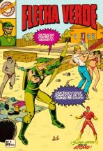 Super Ases Vol.1 nº 8 - Flecha Verde