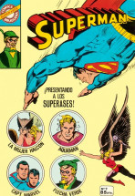 Super Ases Vol.1 nº 9 - Superman