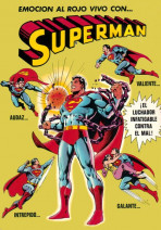 Superman - Álbum - Vol.1 nº 1