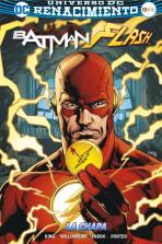Batman / Flash: La Chapa - Edición Limitada con chapa extraible (Flash)