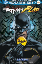 Batman / Flash: La Chapa - Edición Limitada con chapa extraible (Batman)