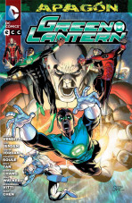 Green Lantern: Apagón