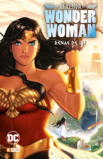 La leyenda de Wonder Woman: Renace la luz
