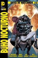 Antes de Watchmen: Buho nocturno Vol.1 nº 3
