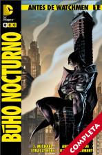 Antes de Watchmen: Búho nocturno Vol.1 - Completa -