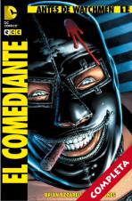 Antes de Watchmen: El comediante  Vol.1 - Completa -