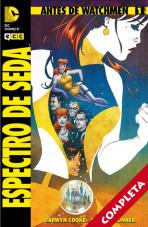 Antes de Watchmen: Espectro de seda Vol.1 - Completa -