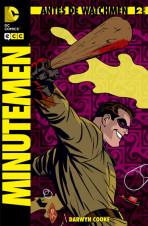 Antes de Watchmen: Minutemen Vol.1 nº 2