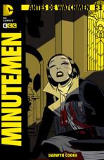 Antes de Watchmen: Minutemen Vol.1 nº 3