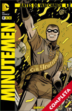 Antes de Watchmen: Minutemen Vol.1 - Completa -