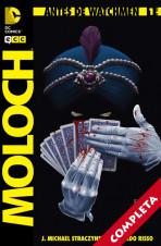 Antes de Watchmen: Moloch Vol.1 - Completa -