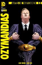 Antes de Watchmen: Ozymandias Vol.1 nº 5