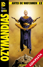 Antes de Watchmen: Ozymandias Vol.1 - Completa -