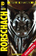 Antes de Watchmen: Rorschach  Vol.1 - Completa -