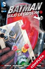 Batman: Bajo la capucha Vol.1 - Completa -