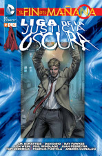 Liga de la Justicia Oscura: El Fin del Mañana