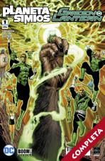 Green Lantern / El planeta de los Simios Vol.1 -Completa-