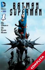 Batman / Superman Vol.1 - Completa -