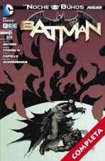 Batman Vol.1 - La noche de los Búhos - Completa -