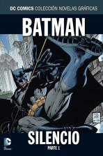 DC Comics. Coleccionable Novelas Gráficas Vol.1 nº 1 - Batman: Silencio Parte 1