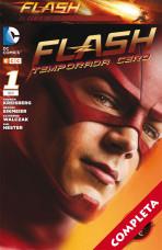 Flash: Temporada Cero Vol.1 - Completa -