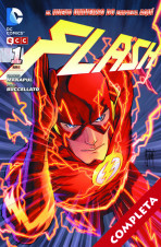 Flash Vol.1 (New52) - Completa -