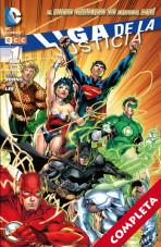 Liga de la Justicia Vol.1 (New52) - Completa -