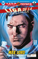 Liga de la Justicia Vol.1 nº 63/8