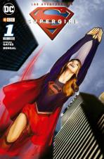 Las Aventuras de Supergirl Vol.1 nº 1