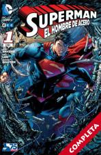 Superman: El Hombre de Acero Vol.1 - Completa -