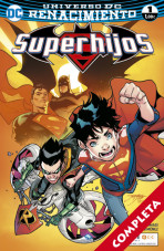 Superhijos Vol.1 - Completa -